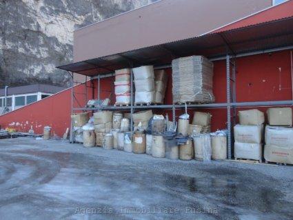 capannone in affitto locazione - salorno