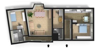 appartamento in vendita - laives