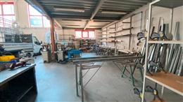 capannone in vendita - laives