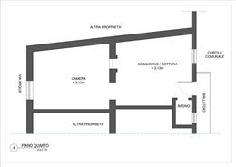 appartamento in vendita - milano